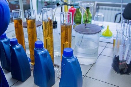 Лабораторный контроль качества нефтепродуктов в Калуге